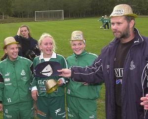 Magnus Bild var en av tränarna 2003. Bild: Mats Berglund