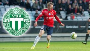 Efter att ha lämnat Örgryte IS är Emil Skogh aktuell för en annan klubb i superettan, VSK Fotboll. Foto: Stefan Kroll