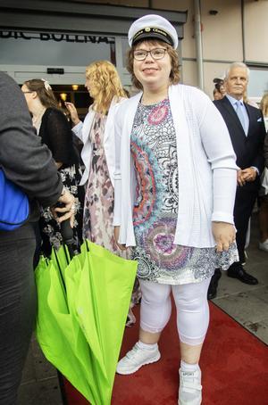 Sanna Olsson.