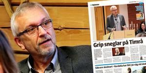 Kjell Grips efterfrågade näringslivsdokument är under framtagande.