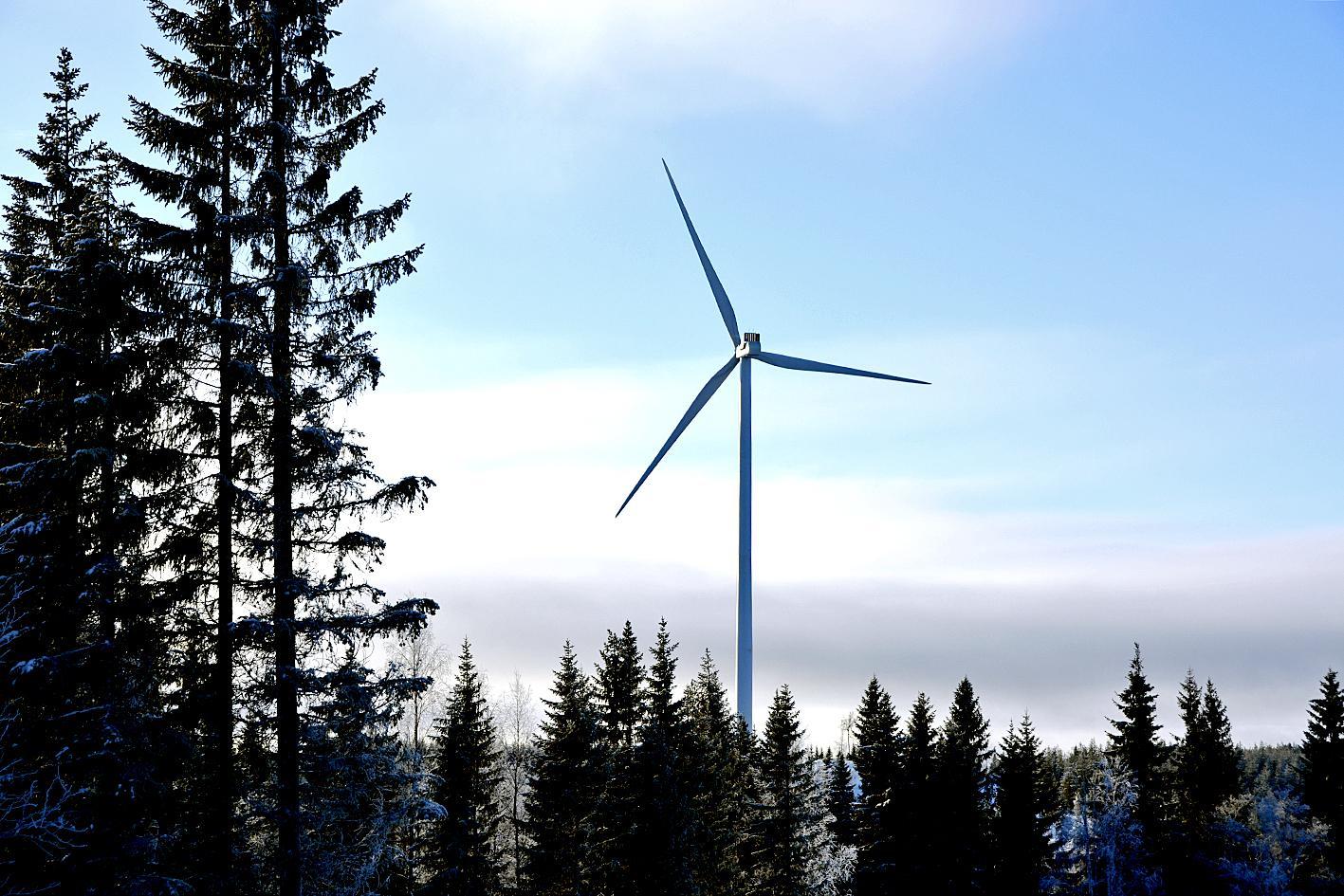 Planerna för Storsjöhöjden/Fängsjön handlar om en total satsning på över fyra miljarder, varav en miljard kan hamna hos våra lokala företagare. Detta ger hundratals arbetstillfällen i uppbyggnadsfasen och cirka 30 i driftsfasen när vindparken står klar, skriver debattförfattarna.