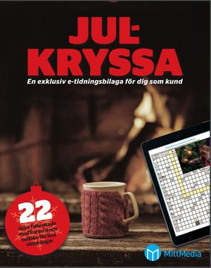 Julens stora utmaning i e-tidningen!