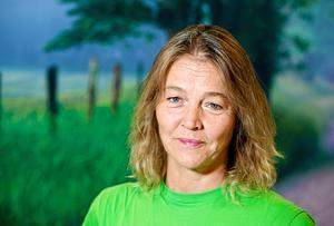 Helena Vilhelmsson (C) kryssades av väljarna från plats 10 till plats 1 på Centerpartiets lista.