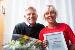 Friskis & Svettis kommer att använda prispengarna till att bland annat öppna en ny lokal på Stadsdel Norr.