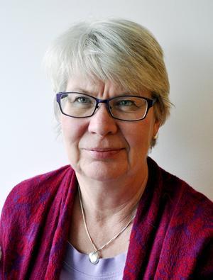Ann-Marie Johansson, regionråd i Opposition. Foto: Catarina Montell