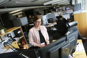 Statens Servicecenter på Frösön har har gått från 144 till 170 anställda på tre år. Om fler jobb kommer utreds för närvarande.