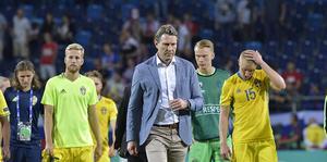Håkan Ericsson lämnar det svenska U21-landslaget efter EM.