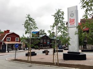 Om allt flyter på i Markus Näslunds projekt i Åre, så ska de första köparna kunna flytta in lagom till alpina VM 2019.