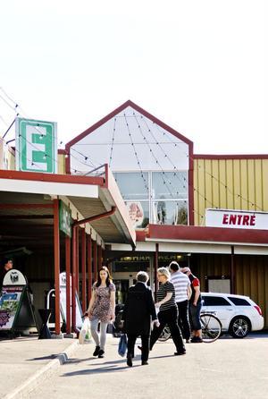 Gallerian i Handelshus 1 kan byggas om för att ge plats åt större butiker.