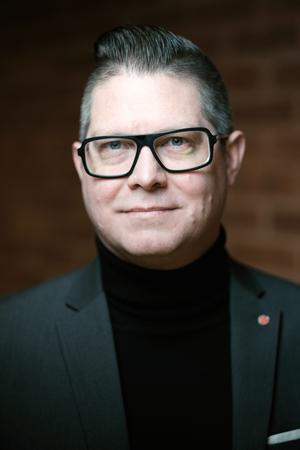Kristian Krassman (S), 46 år, Bergshamra.