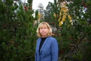 Maria Söderkvist, hälso- och sjukvårdsdirektör Region Jämtland Härjedalen