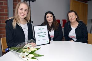 Inför tjejjourens start i höstas utbildades flera tjejer att bli jourtjejer,  Filippa Kans, Line Olsson och FridaFelicia Petersson är några av de aktiva tjejerna.