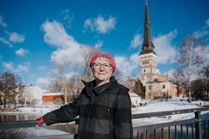 Susann Senter är domprost vid Svenska kyrkan i Västerås.Foto: Henrik Mill