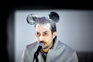 Ruben Lopez växte upp på Bäckby och det var i Västerås han inledde sin karriär som skådespelare. Foto: Mikael Silkeberg