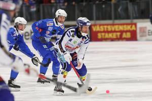 Villas Johan Esplund och Vänersborgs Joakim Hedqvist har mötts i slutspel flera gånger förut.