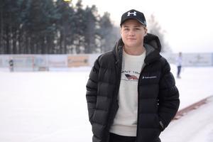 Elias Engholm kom till Tellus från Peace & Love inför den här säsongen. Arkivbild