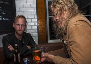 Hattfabriken. Jonas Öhrn och Erik Binbach.