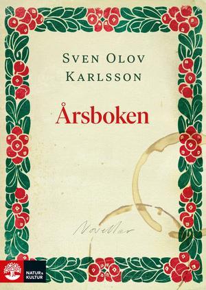 Omslag till Sven Olov Karlssons nya novellsamling