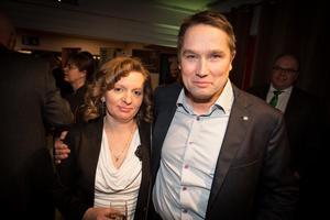 Nelly och Ingemar Brandt från Västerby i Hedemora kommun.