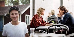 Musikern och filmklipparen Magnus Häll från Söderhamn har skrivit en låt till tv-serien Älska mig.