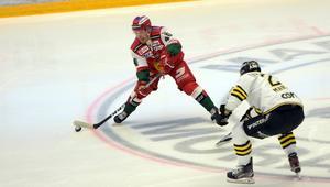 Jesper Ylivainio och hans lagkamrater i Mora får fortsätta att nöta avslut på träningarna.