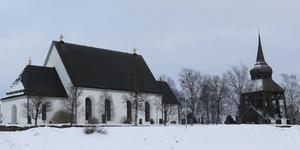 Frösö kyrka.