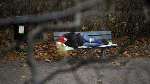 Fattigsafari i en värld som har vänt vänstern ryggen