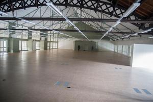 Arbetsförmedlingens lokaler i Koppardalen uppgår till cirka 1500 kvadrameter.