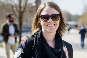Ellinor Åhlén Lööf, 36 år, HR-konsult, Tynderö:
