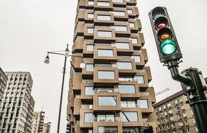 Innovationen i Hagastaden, Stockholm, kom femma.