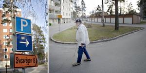 Efter han betalat boten överklagade han den till Hoja, vaktbolaget som Sandvikenhus anlitat för att sköta parkeringen.