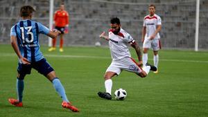 Stefan Batan spelade hela matchen för Assyriska.