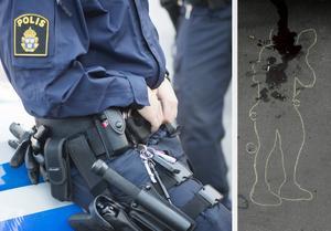 Skjutvapen inom polisen är inte önskvärt enligt,