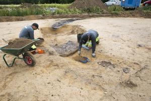 Leksand har en lång historia. Senast i somras grävdes en vikingagrav ut vid södra infarten till Leksand.