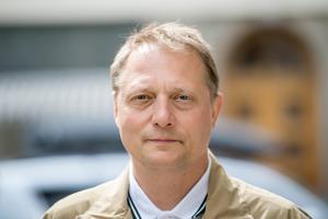 Musikern Magnus Carlson. Foto: Henrik Montgomery / TT