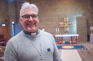Peter Risberg diakonvigdes i somras. Nu vill han sätta ordentlig fart på verksamheten i Gränge-Säfsnäs församling.