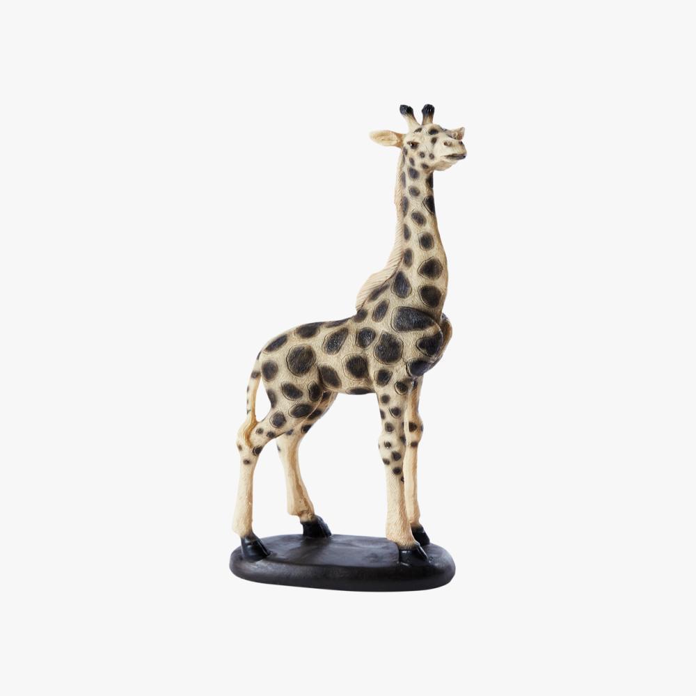Dekoration i form av en giraff, 6x12cm, 149 kronor på Hemtex.