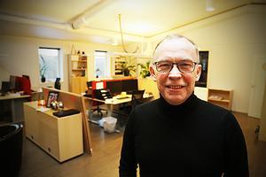 Stefan Andersson började som ensamföretagare men har nu 25 anställda.