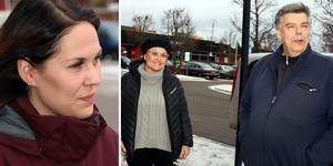 Under torsdagsmorgonen fick Erika Hamberg träffa Ylva Lindström och Martin Grelzén i Ånge för att personligen tacka den för att de i lördags var med och räddade livet på hennes pappa.