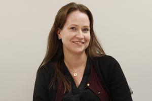 Annika Westling är projektledare.