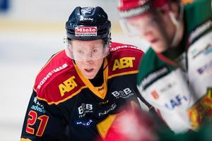 Andreas Engqvist i Djurgården. Foto: Andreas L Eriksson/Bildbyrån