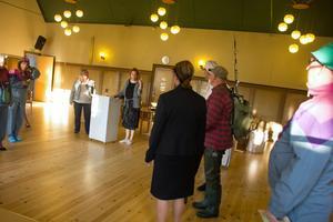 Nu får deltagarna i Horndalsrevyn vila från repetitionerna fram tills det är dags att stå på scenen igen nästa år.