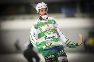 Tobias Holmberg i VSK.