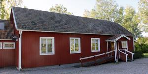 Torpa Bygdegård är en populär samlingslokal.