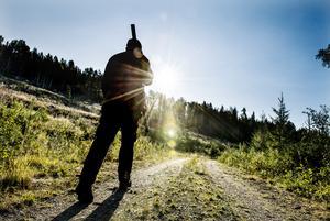 Björnjakten i Dalarnas län avslutades på tisdagsförmiddagen. Foto: Håkan Humla
