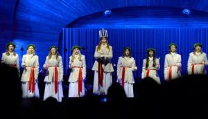 Är Lucia en kristen högtid?Foto: Jonas Ekströmer/TT