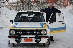 Bilen som nu är klar är en Grupp H bil, den andra ska byggas för historiska tävlingar och är i mångt och mycket mer avancerad.