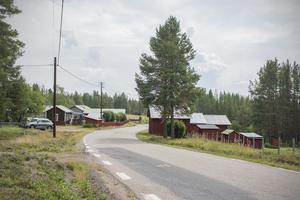 Kryptjärn är en av byarna som uppmanas att utrymmas.
