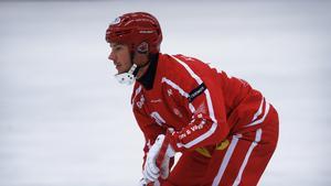 Tomas Knutson – fortfarande en poängmaskin av rang. Nu kan han ta sitt Nitro/Nora tillbaka till allsvenskan.