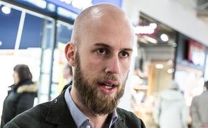 Carl-Oskar Bohlin är länsordförande för moderaterna i Dalarna.